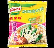KNORR Quick Serve Macaroni Mushroom Flavor |家樂牌 快熟通心粉鮮菇上湯味 80g