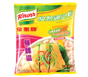 KNORR Macaroni Chicken Flavor | 家樂牌 快熟通心粉鮮雞湯味 80g