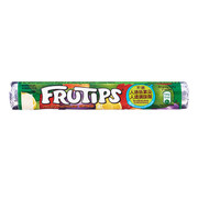 FRUTIPS Pastilles Mixed Fruits Flavor | 能得利 軟糖什果汁味 3pcs / 1pc