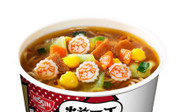 DEMAE Iccho Sesame Oil Flavor Instant Cup Noodle  出前一丁 麻油味杯麵 72g