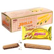 Apollo Chocolate Wafers Cream |阿波羅朱古力卷 【一盒/一包】