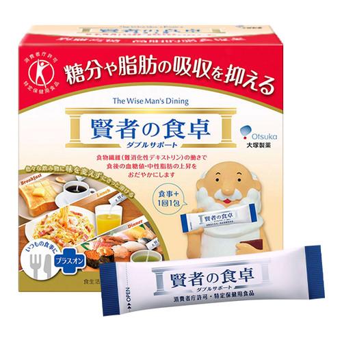 OTSUKA | 賢者の食卓 抑製糖分脂肪血脂 6g x 30包/盒