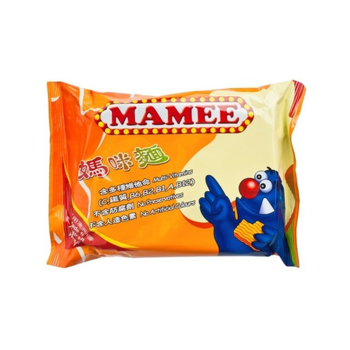 MAMEE Snack Noodles   媽咪麵 60g