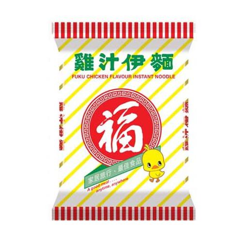 FUKU Superior Soup Instant Noodles Chicken Flavor | 福字 雞汁伊麵 65g