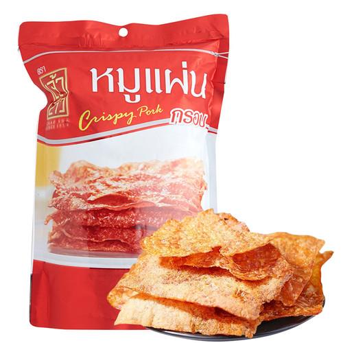 CHAO SUA Crispy Pork | 座山 香脆豬肉紙 70g