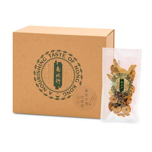 NPH Burdock Licorice Tea 南北行 黃芪牛蒡甘草茶 10pcs