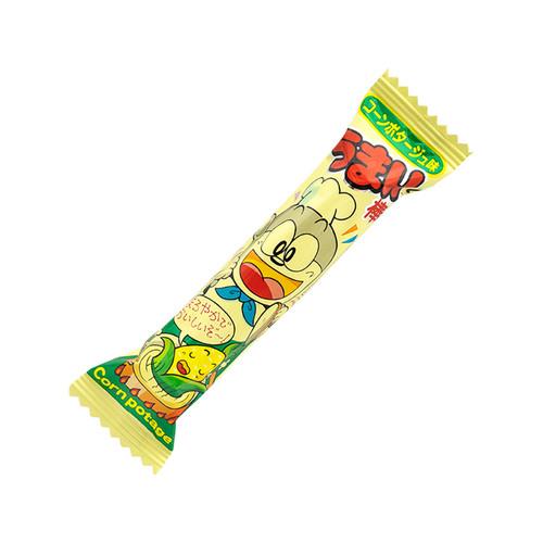 YAOKIN Umaibo Stick  Corn Potage Flavor  日本 美味棒玉米濃湯味 6g