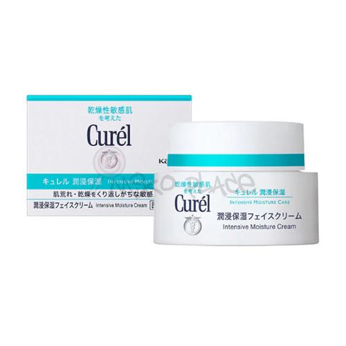 Curel Intensive Moisture Cream 潤浸保濕深層面霜 40G