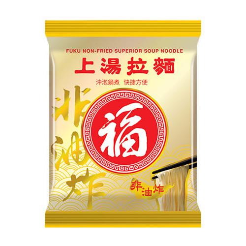 FUKU Non-Fried Superior Soup Noodles   福字 上湯拉麵  80g