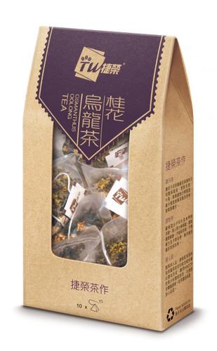 TSIT WING Osmanthus Oolong Tea Bag    捷榮 桂花烏龍茶原葉茶包 2.5gx10sachets