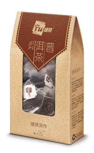 TSIT WING Pu'er Tea Bag    捷榮 普洱原葉茶包  2.5gX 10sachets