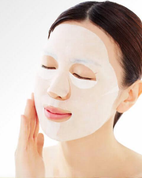 MANDOM Barrier Repair Moist Enrich Sheet Mask 嬰兒肌重補濕面膜 5Sheets/Box