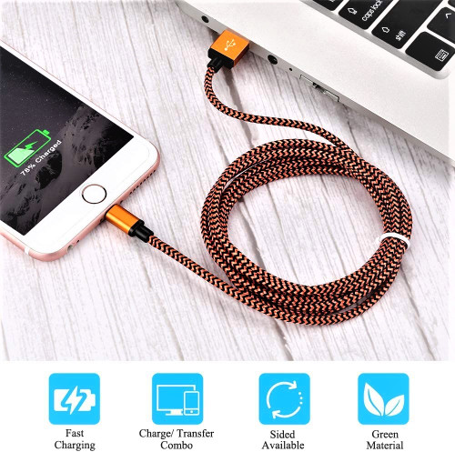 iPhone Charging Cable 6 ft.