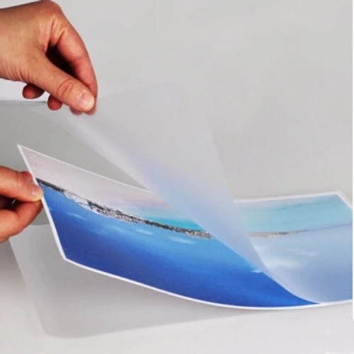 2x8 Bookmarks Lamination (5 Mil )