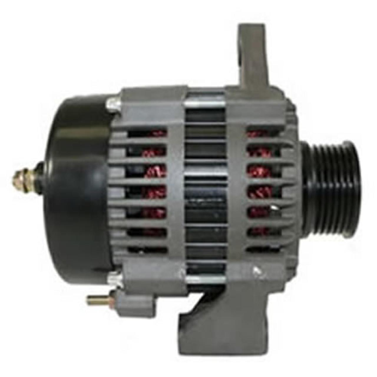 Hyster Forklift S120XMS DNL Alternator 6GR Pulley 8467