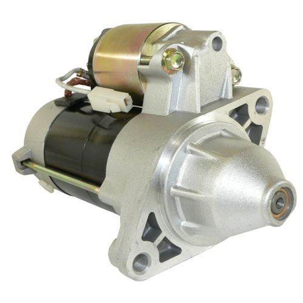 New Starter for Bobcat D722 MT52 Skid Steer 2004 2005 2006 2007 2008 2009