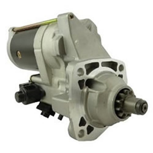 John Deere Engine Marine 4045DFM50 24v Starter 19847