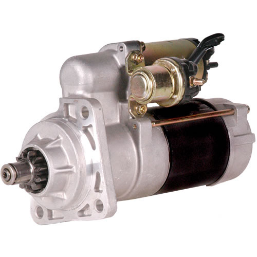 Sterling Acterra 7500 with 6.4L 4.3L DNL starter 6849