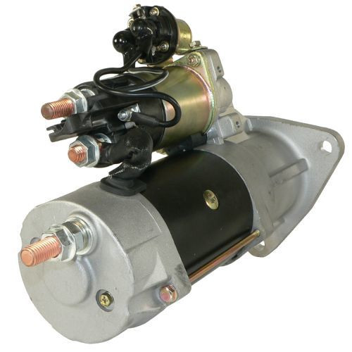 Freightliner FC70 FL70 with 8.3L 504 505 Delco starter 8200005