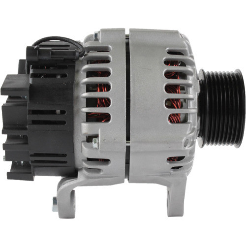 Case Tractor 6-456 Engine DNL Alternator 12792