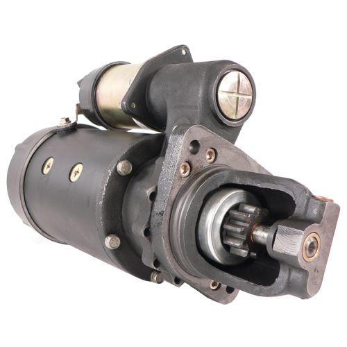 DNL Starter 12V 10T w OCP w Grd 39.5mm Gear OD 6504