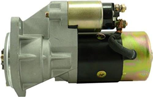 Yanmar 4tne106 DNL Starter 19697