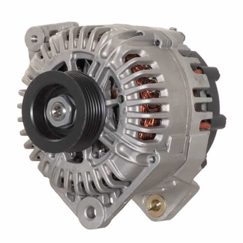 Nissan Quest 3.5L Alternator 2004-2009 DNL Alternator 11018