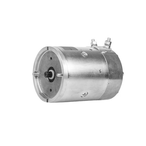 MM401 Letrika 12v 1.6KW CW Rotation Motor SPX FLUID POWER (FENNER)