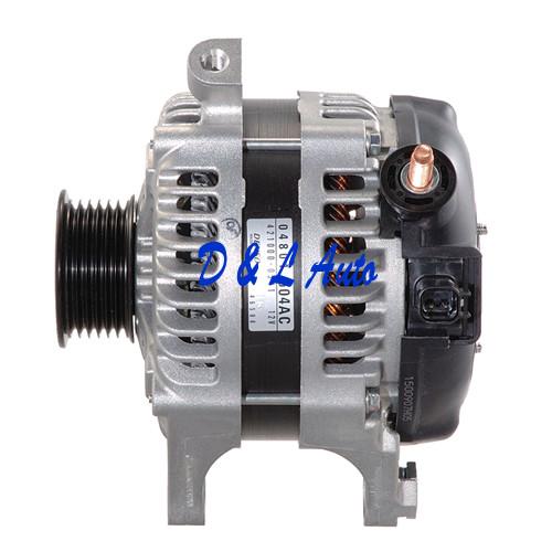 Jeep Wrangler V6 3.8L DNL Alternator 11294