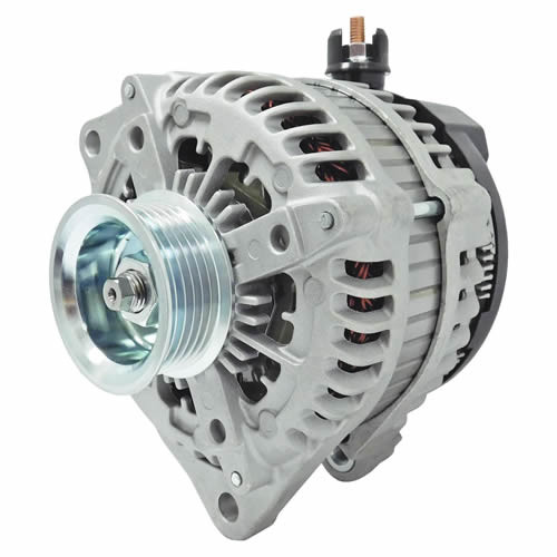 Ford Explorer V6 3.5L 3496cc 213cid VIN 8 2016 DNL Alternator 11629