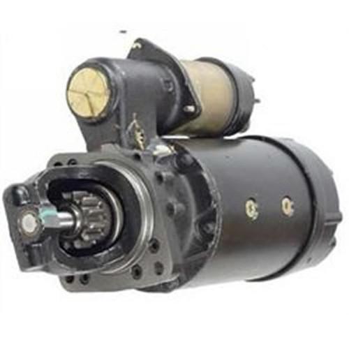 Dnl Starter 12v 12t  46mm Gear OD w/ side Grd. 6667