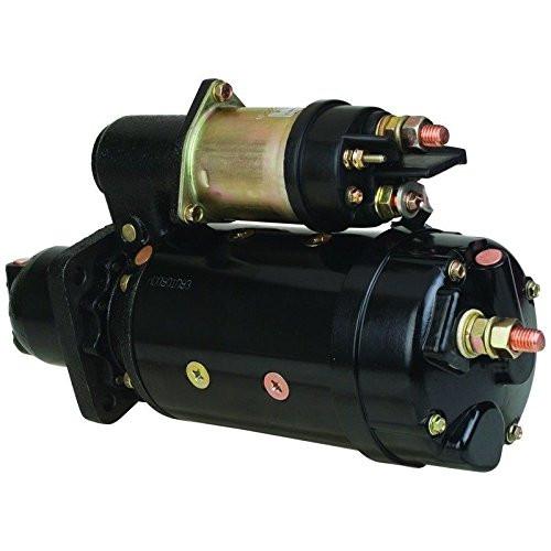 DNL Starter 37mt 24V 12t 46mm Gear OD Rear Grd. 6633