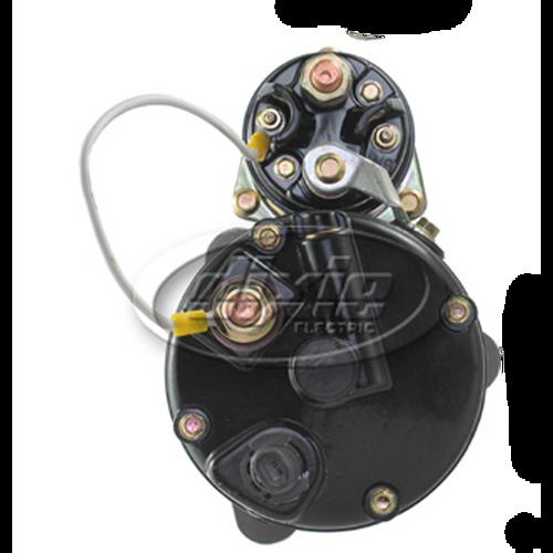 Dnl Starter 12V 12 Tooth W GRD w OCP 46mm Gear OD 6394