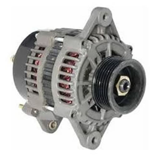 DNL Alternator 7SI, 70 Amp/12 Volt, CW, 6-Groove Pulley 8461