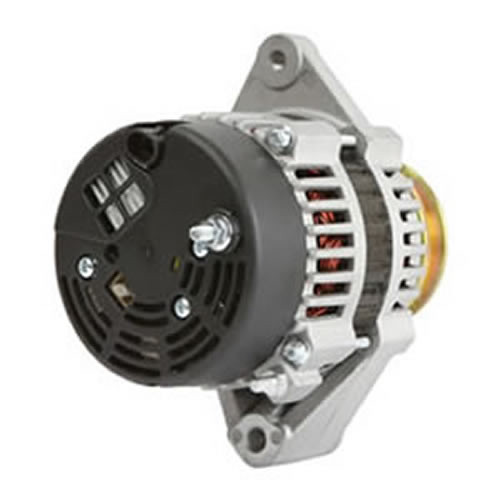 DNL Alternator 7SI  IR/IF, 70 Amp/12 V, CW, 2-Groove Pulley 8463