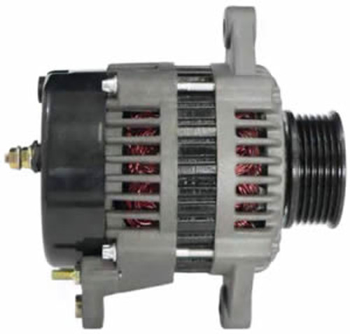 DNL Alternator 7SI  IR/IF, 70 Amp/12 V, CW, 1-Groove Pulley 8465
