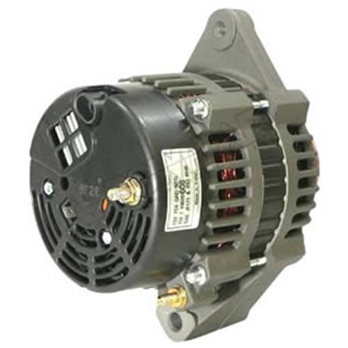 DNL Alternator 7SI  Marine, 70 Amp/12 V, CW, 1-Groove Pulley 8466