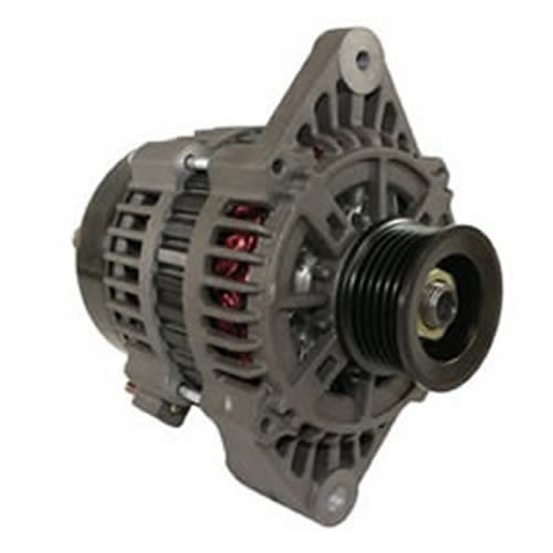 DNL Alternator 7SI  70 Amp/12 Volt, CW, 6-Groove/65mm Pulley 8467