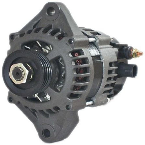 DNL Alternator Mercury 5SI  50 Amp/12 Volt, CW, 4-Groove Pulley 8471
