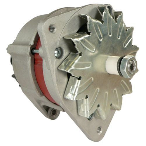 DNL Alternator 12v 55a W/O pulley offset DE Housing 12164