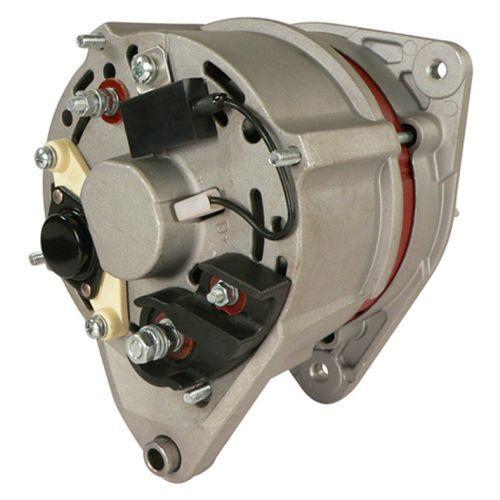 DNL Alternator 12v 55a W/O pulley offset DE Housing 12164