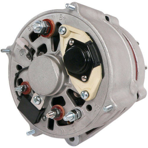 DNL Alternator 24v 55a W/O pulley offset DE Housing 12294