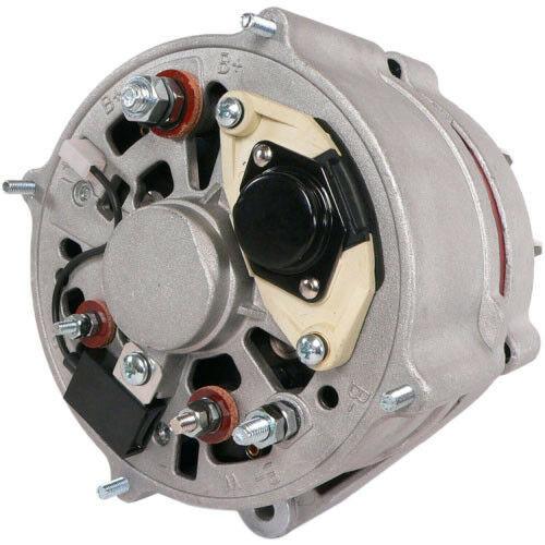 DNL Alternator 24v 55a W/O pulley offset DE Housing 12294