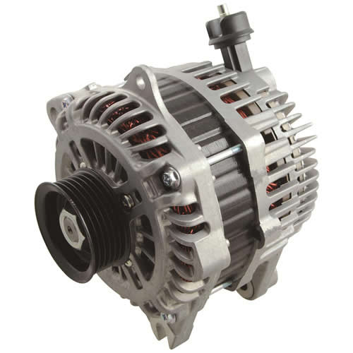 Alternator for Ford Lincoln Mercury Edge Fusion Taurus MKX MKS 11273
