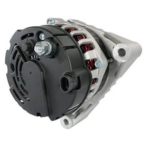 Alternator For Volvo Penta 3.0GLM 3.0GLP 4.3GXI 6-Grv Pulley 12673