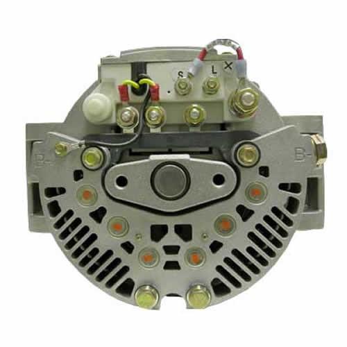 Alternator For Volvo VAH VHD VNL VNM 12V 320 Amp Pad Mount 4912PGH