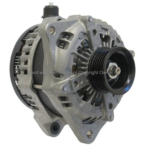 DNL Remanufactured Alternator Fits Ford F150 f-150 3.5L 11624