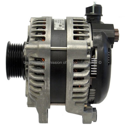 DNL Remanufactured Alternator Fits Ford F150 f-150 3.5L 11624