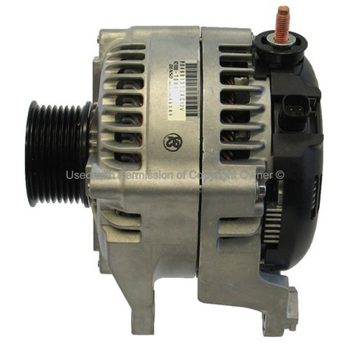 Mas Remanufactured Alternator Fits Ram 2500 6.7L 12v 220 amp 11379