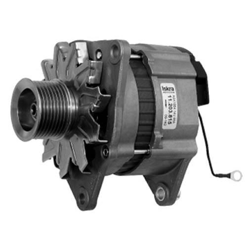 Mahle 12v 65 amp Iveco F5C 3.2L Alternator aak4807 11.204.324 MG145